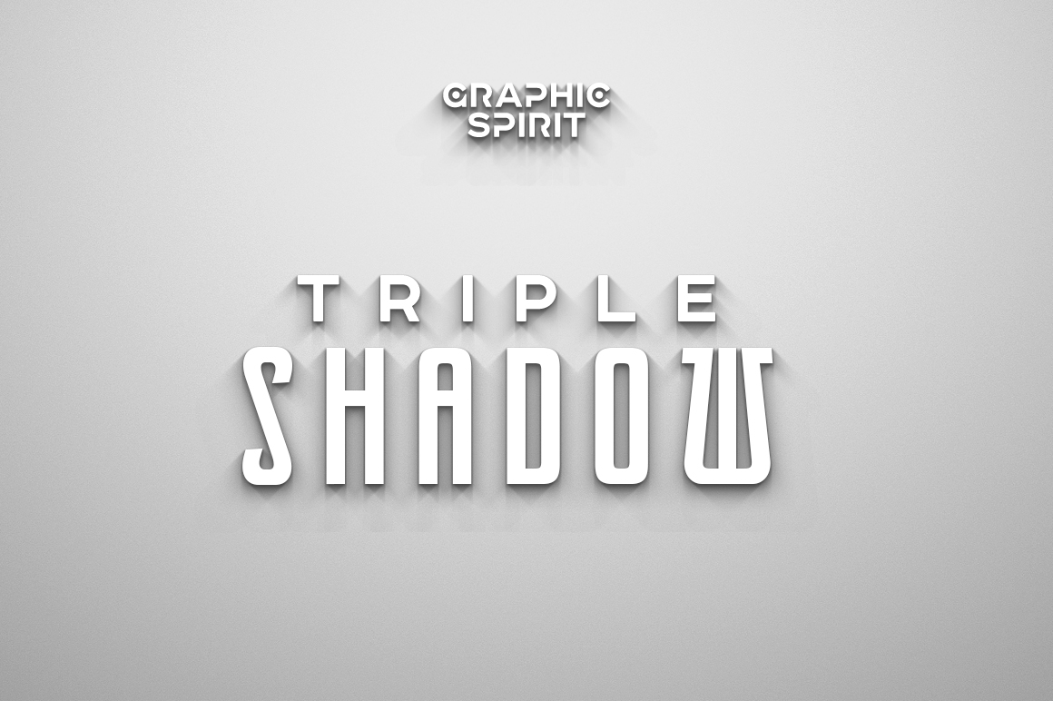 Laconic Long Shadow for Photoshop example image 6