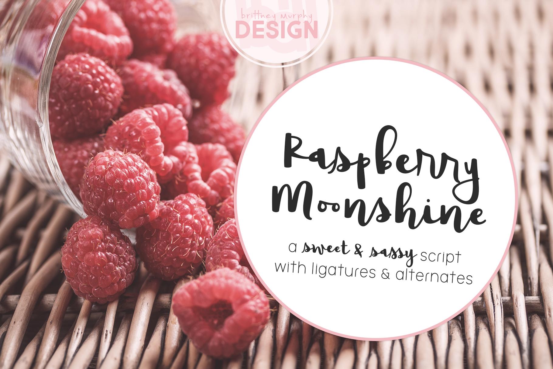 Raspberry Moonshine example image 1