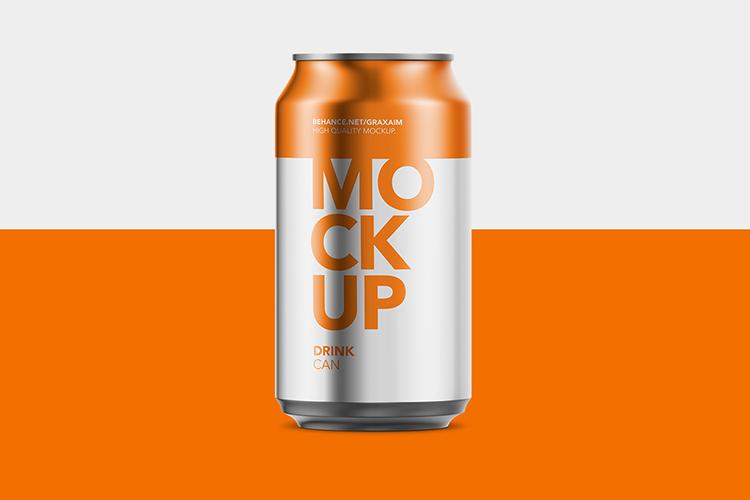 Drink Cans - Bundle Mockup example image 2