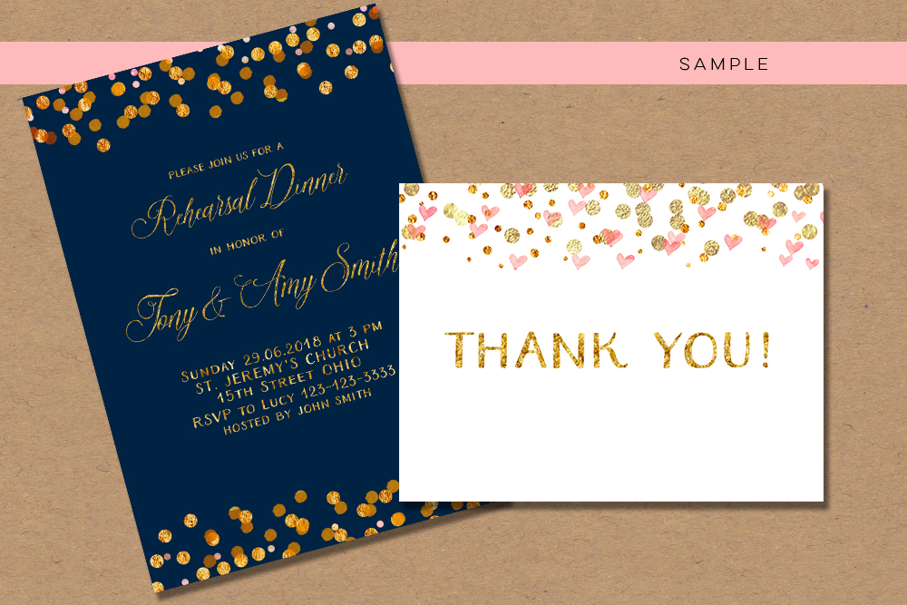 Confetti Clipart, Confetti Clip Art, Confetti Overlay, Gold Confetti Borders, Gold Confetti Graphics, Digital Confetti, commercial use example image 3