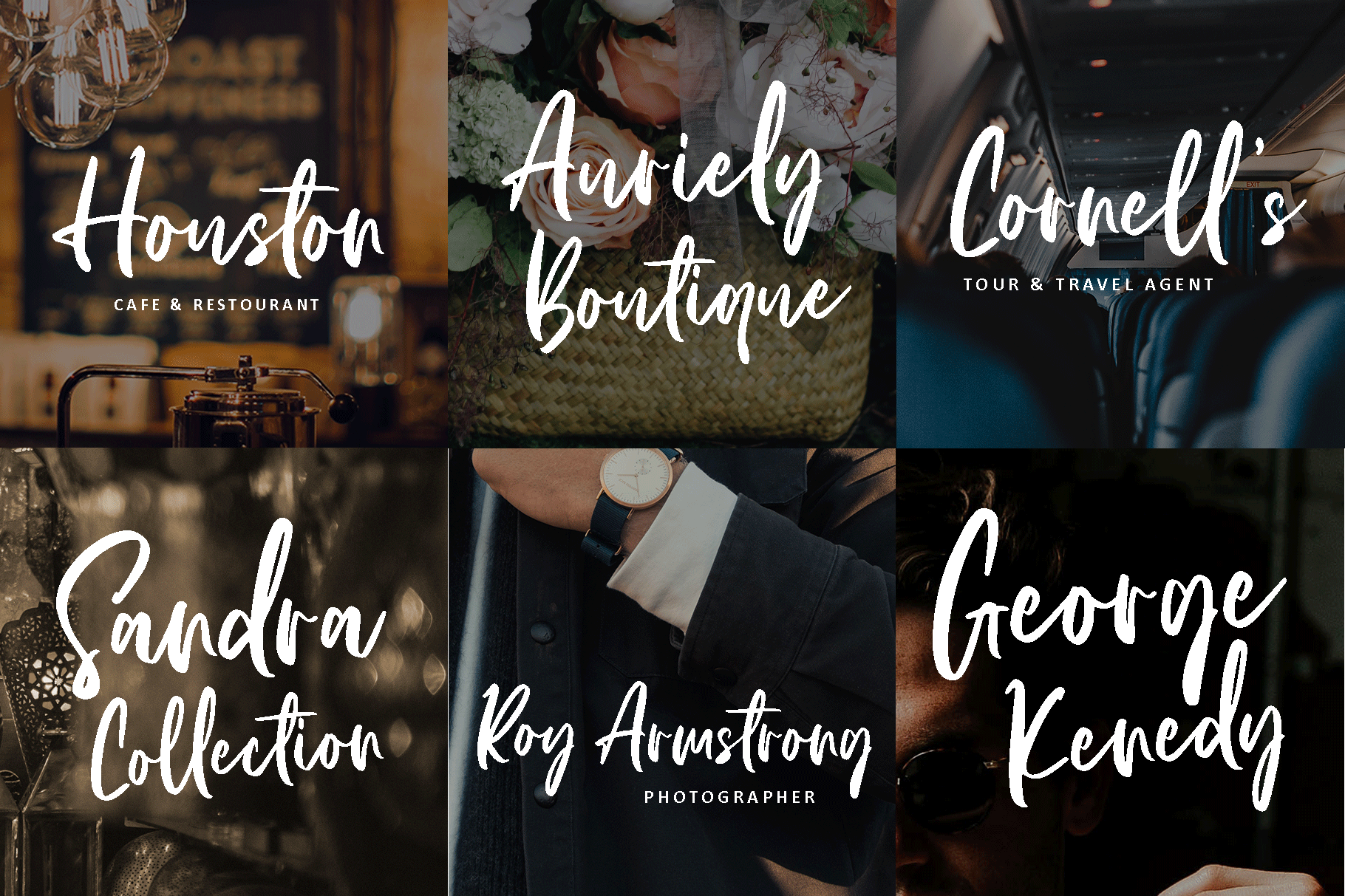Lorde Soon - Elegant font example image 5