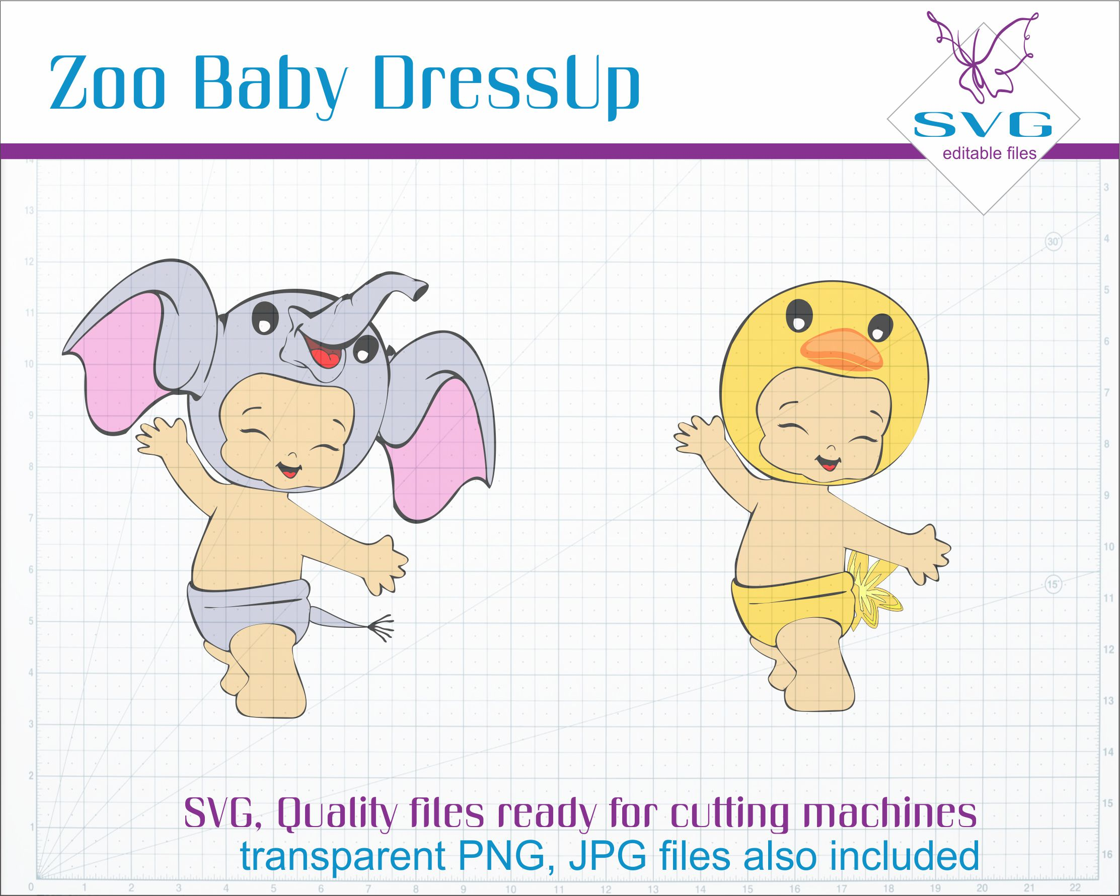 Zoo Baby Dressup example image 5