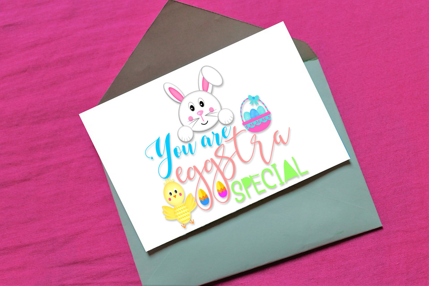 Easter Word Art Clipart-Easter Puns-Easter Graphics Clipart example image 3