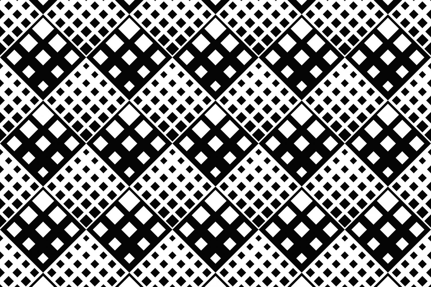 24 Seamless Square Patterns example image 25