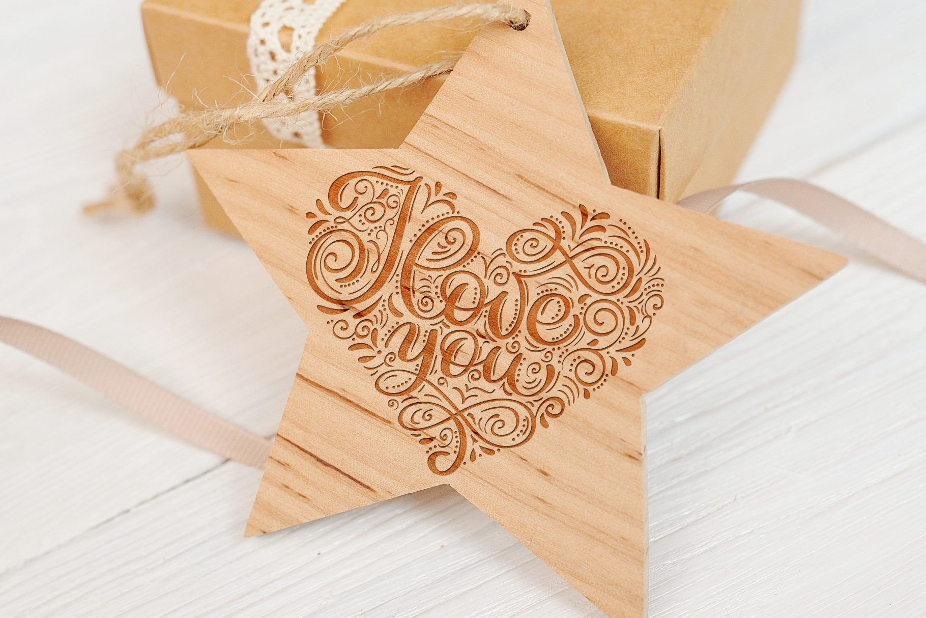 I Love You Vector Valentine Quote SVG example image 4