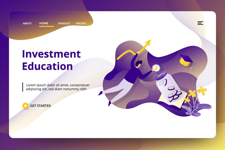 Education Online Vol 2 sets Illustration example image 4