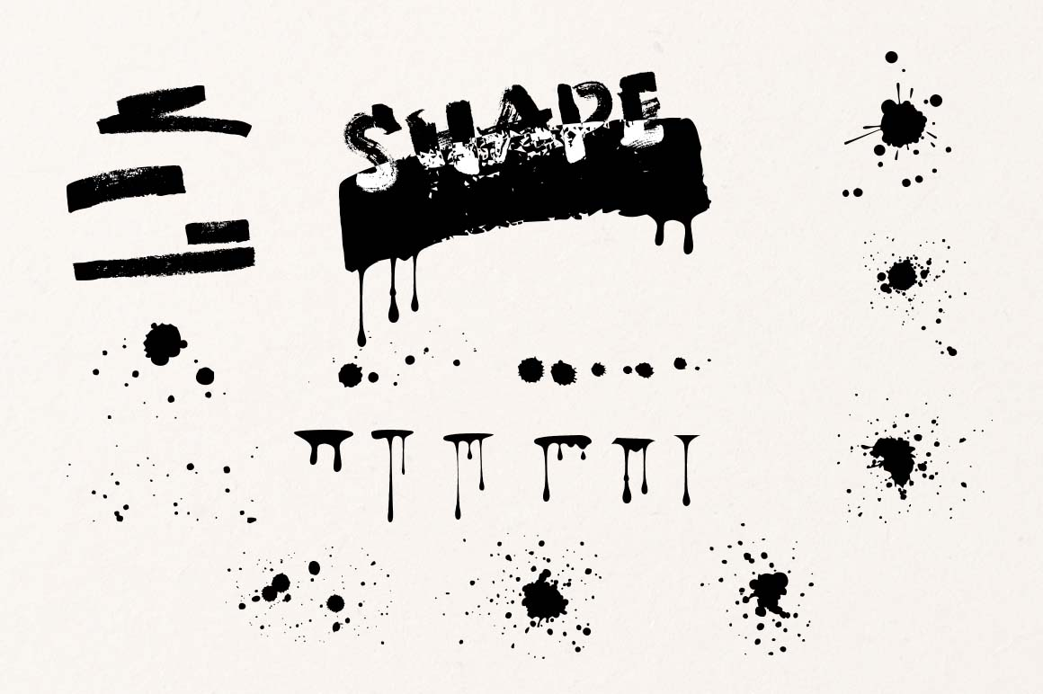 Manic Brush Script Font example image 4