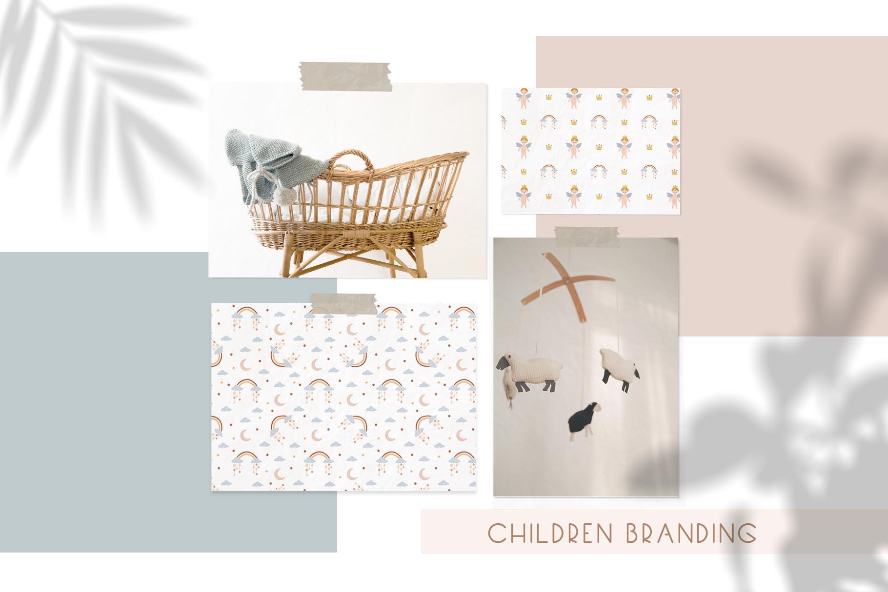 Bohemian patterns example image 2