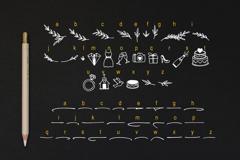 Maddison - Handmade Signature example image 13
