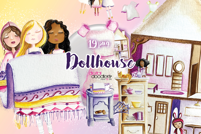 Dollhouse example image 4