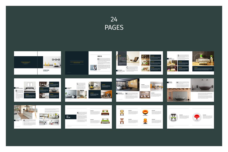 Square Brochure Catalog example image 17