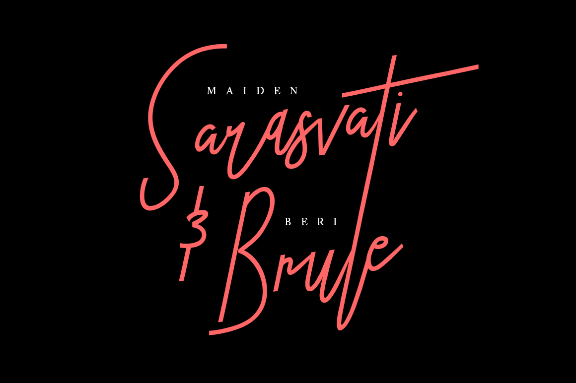 Sbastian Signature Typeface example image 4