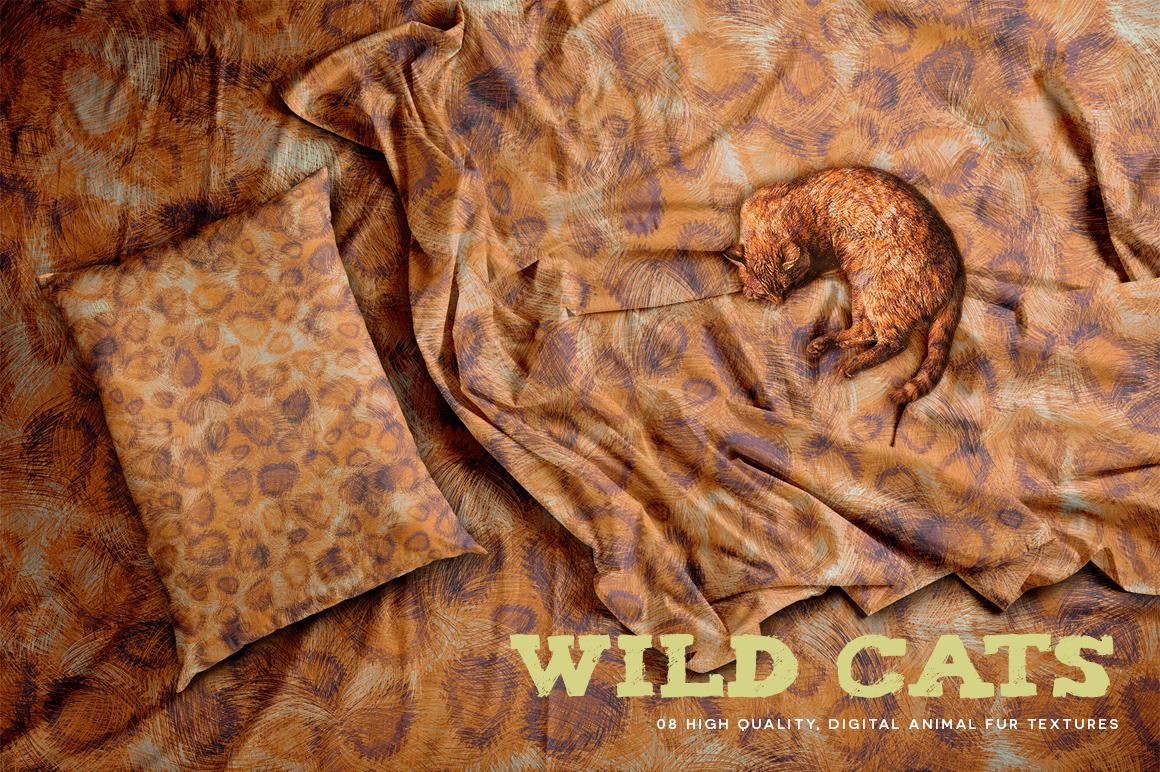 Wild Cats example image 3