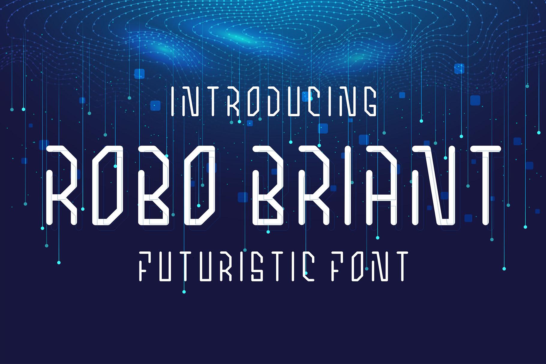 Robo Briant example image 1