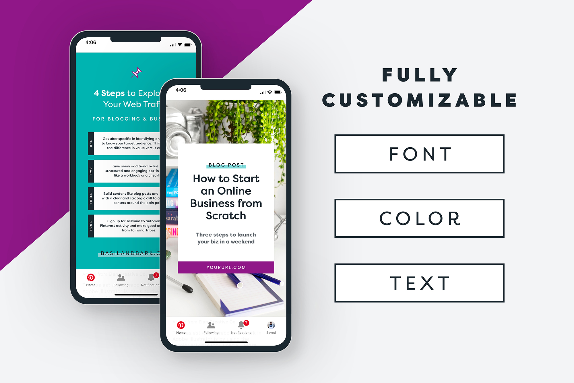 The Pinterest Marketing Toolkit example image 2