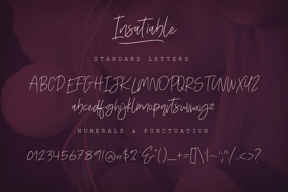 Lovely Script Bundle example image 10