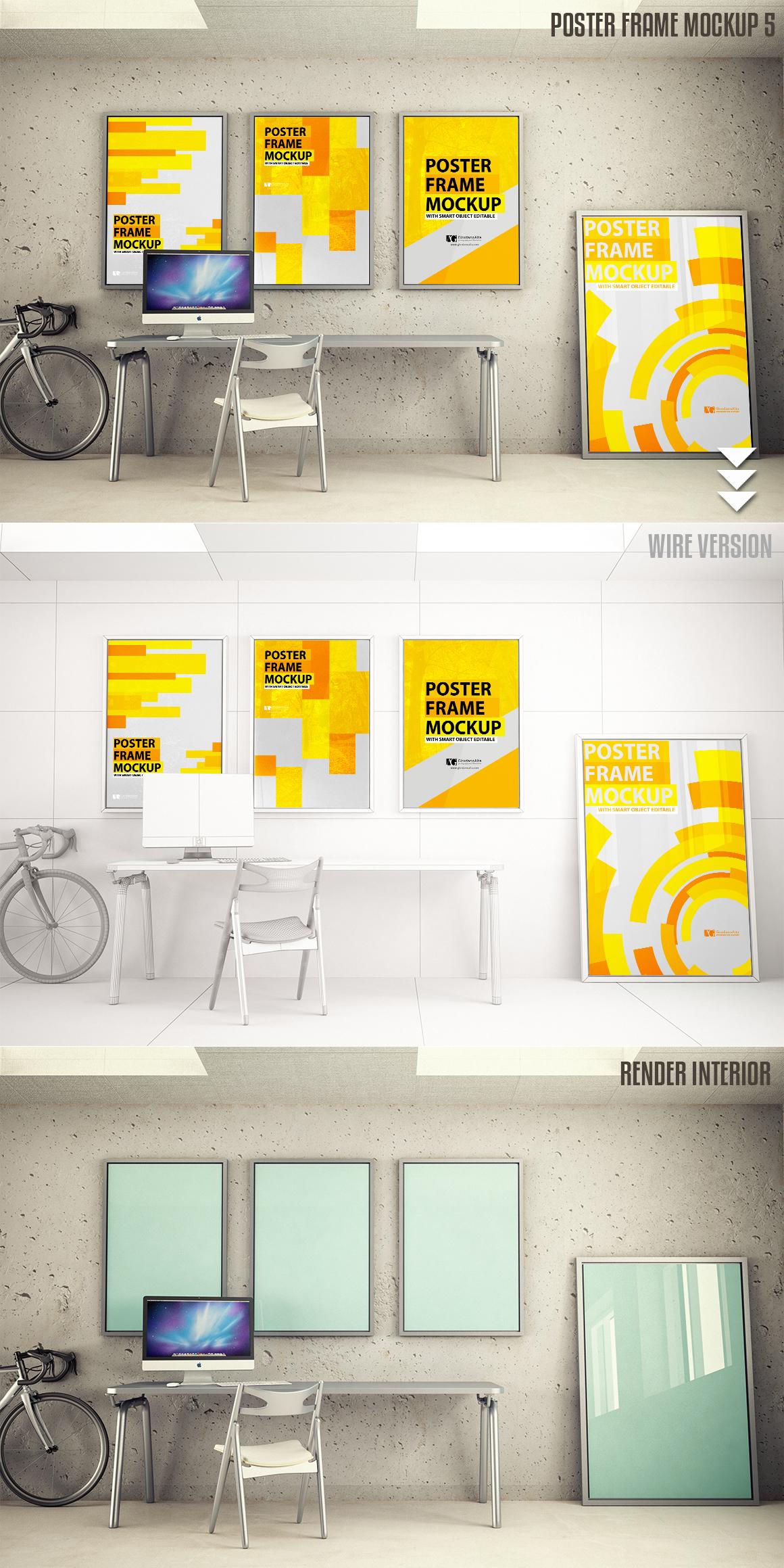 Interiors mock-up Vol. 2 example image 8