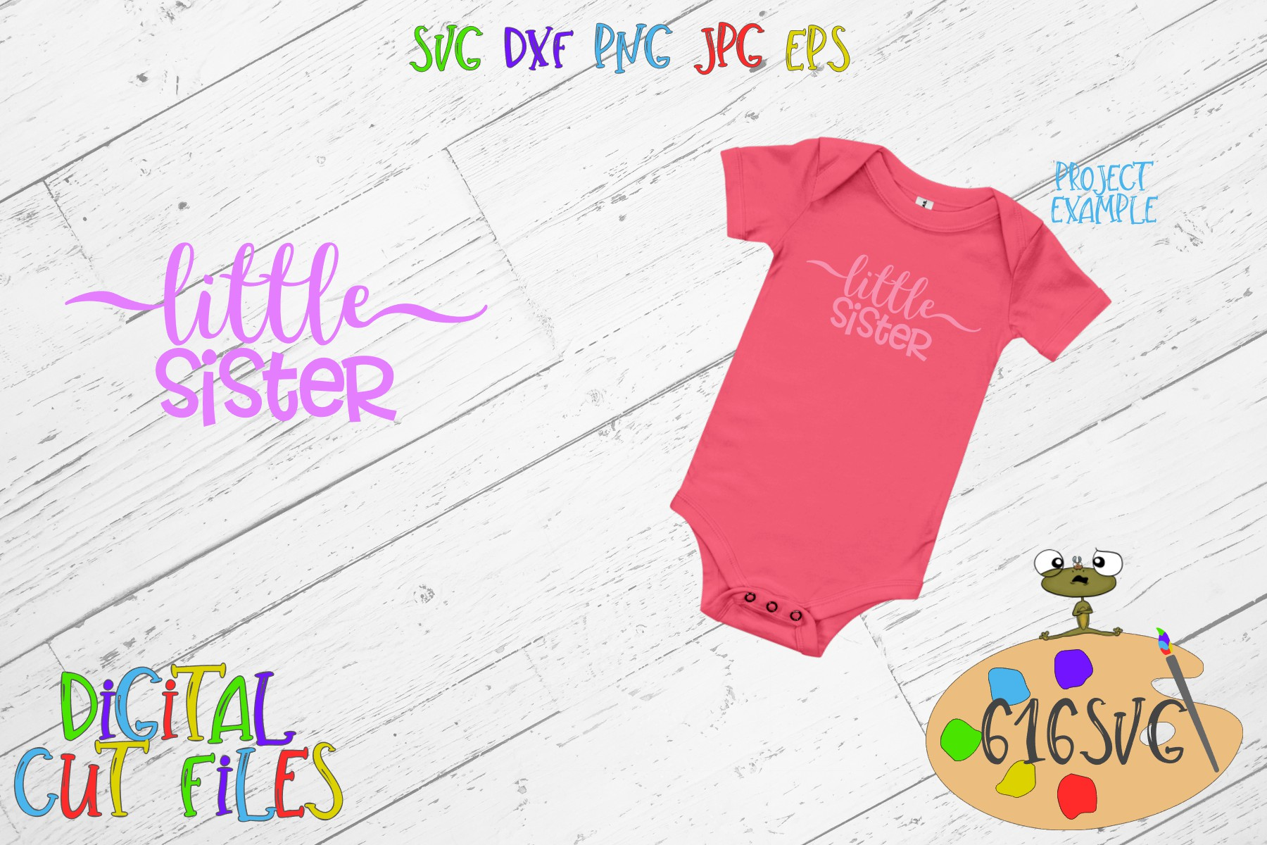 Siblings Bundle SVG example image 9