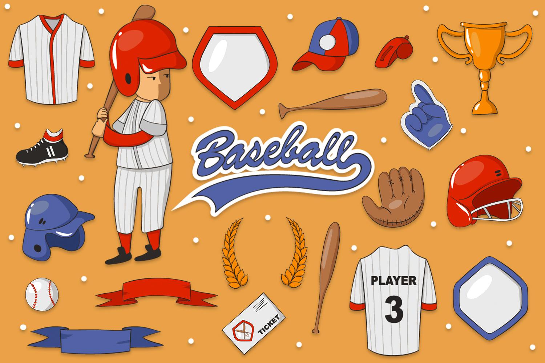 Baseball example image 1