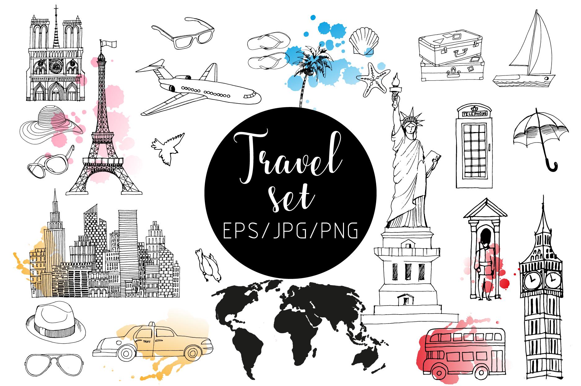 Travel set example image 1