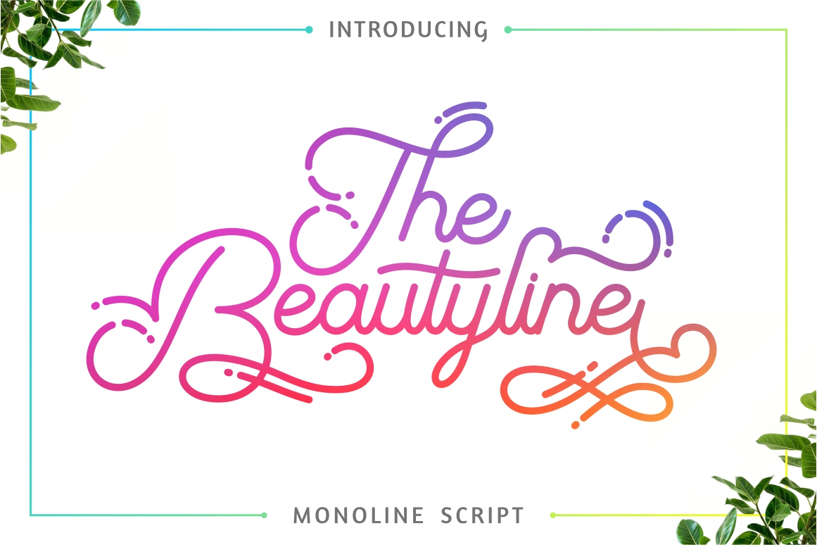 The Beautyline - Extra example image 1