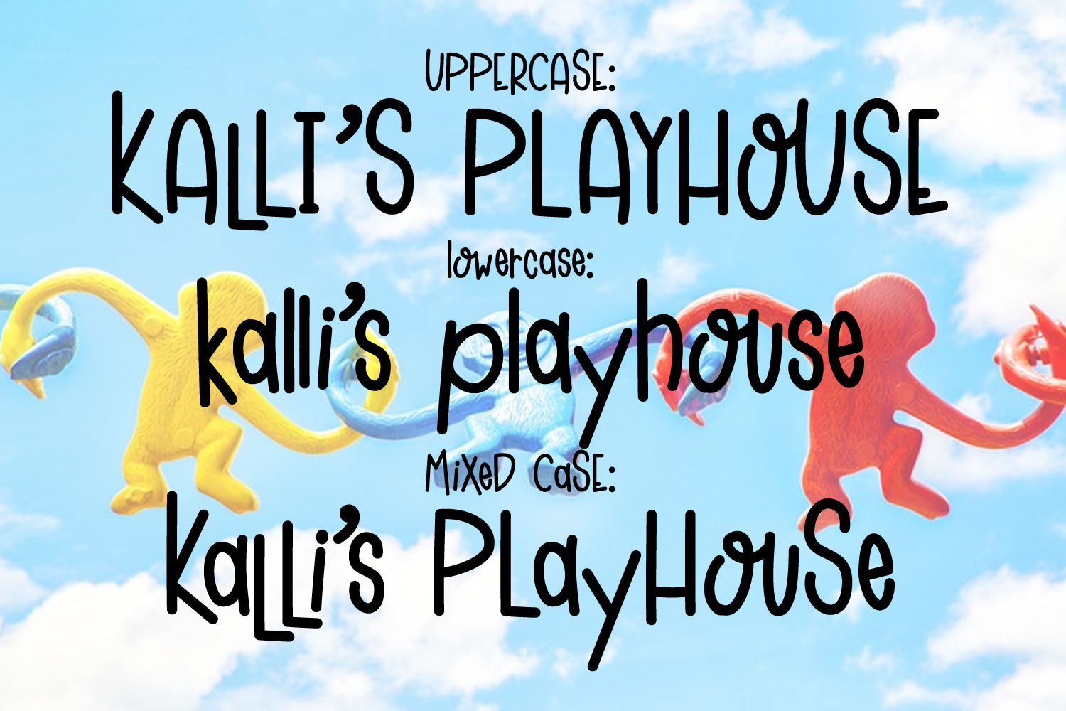 Kalli's Playhouse example image 4