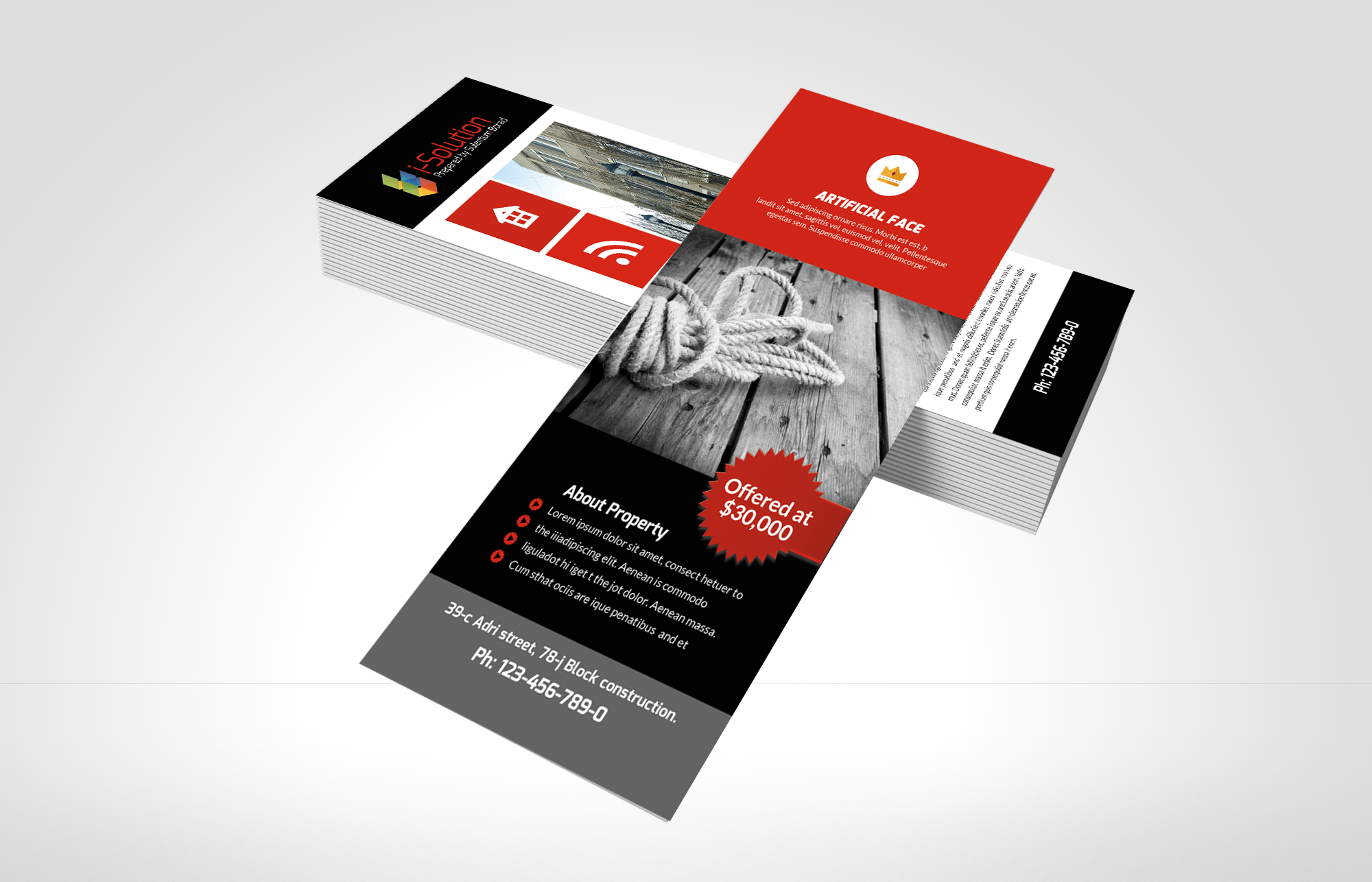 Business Rack Cards example image 3
