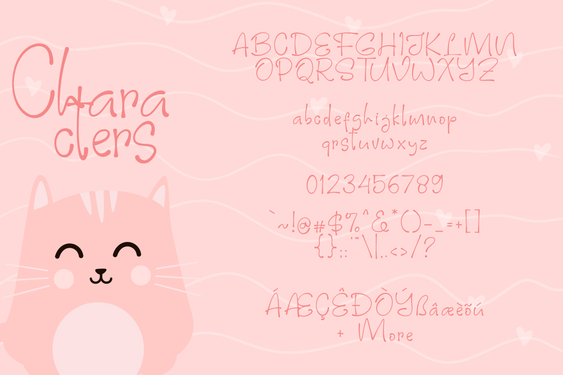Pinky Cat example image 7