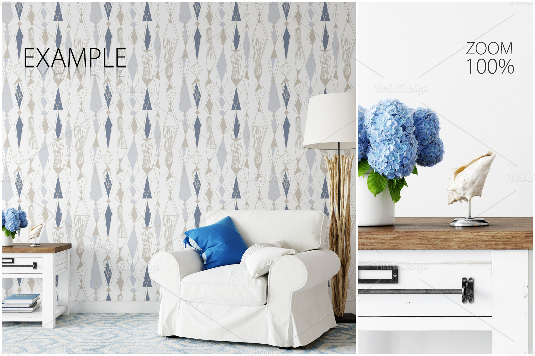Frames & Walls Coastal Mockups Bundle example image 22
