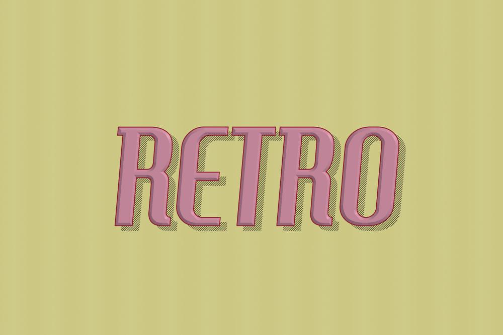 10 Retro Vintage Graphic Style for Adobe Illustrator example image 11