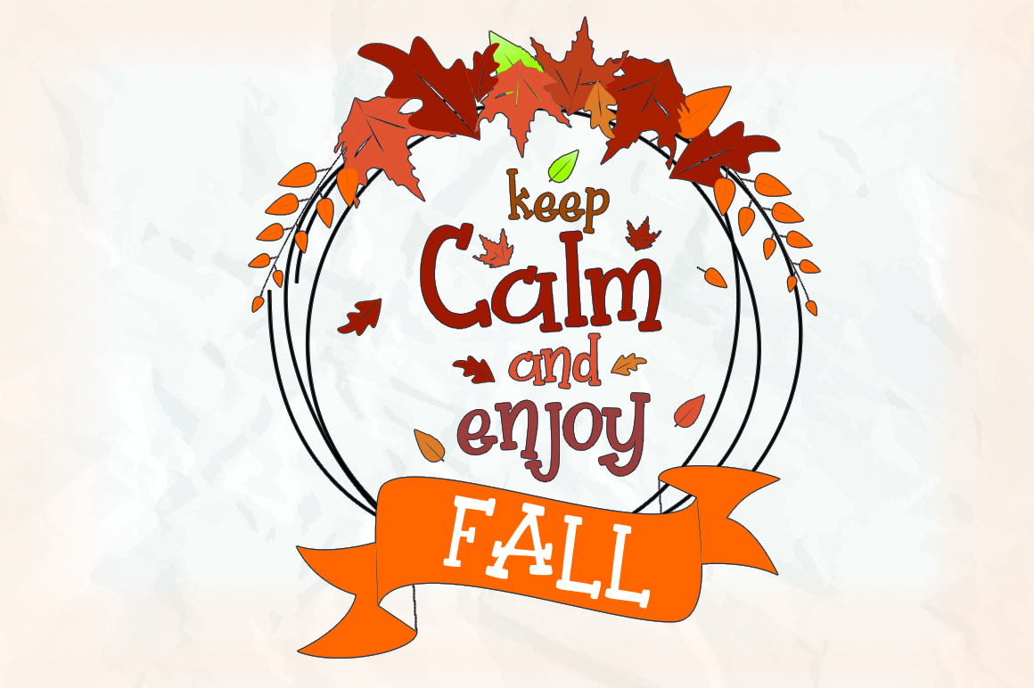 Pretty Pumpkin - Fun Serif Font with Frame example image 9