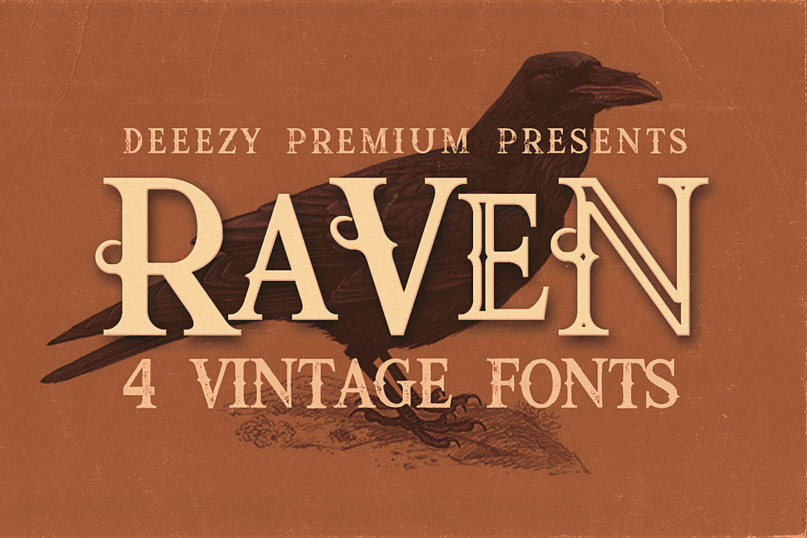 5 Fonts Bundle 1 example image 9