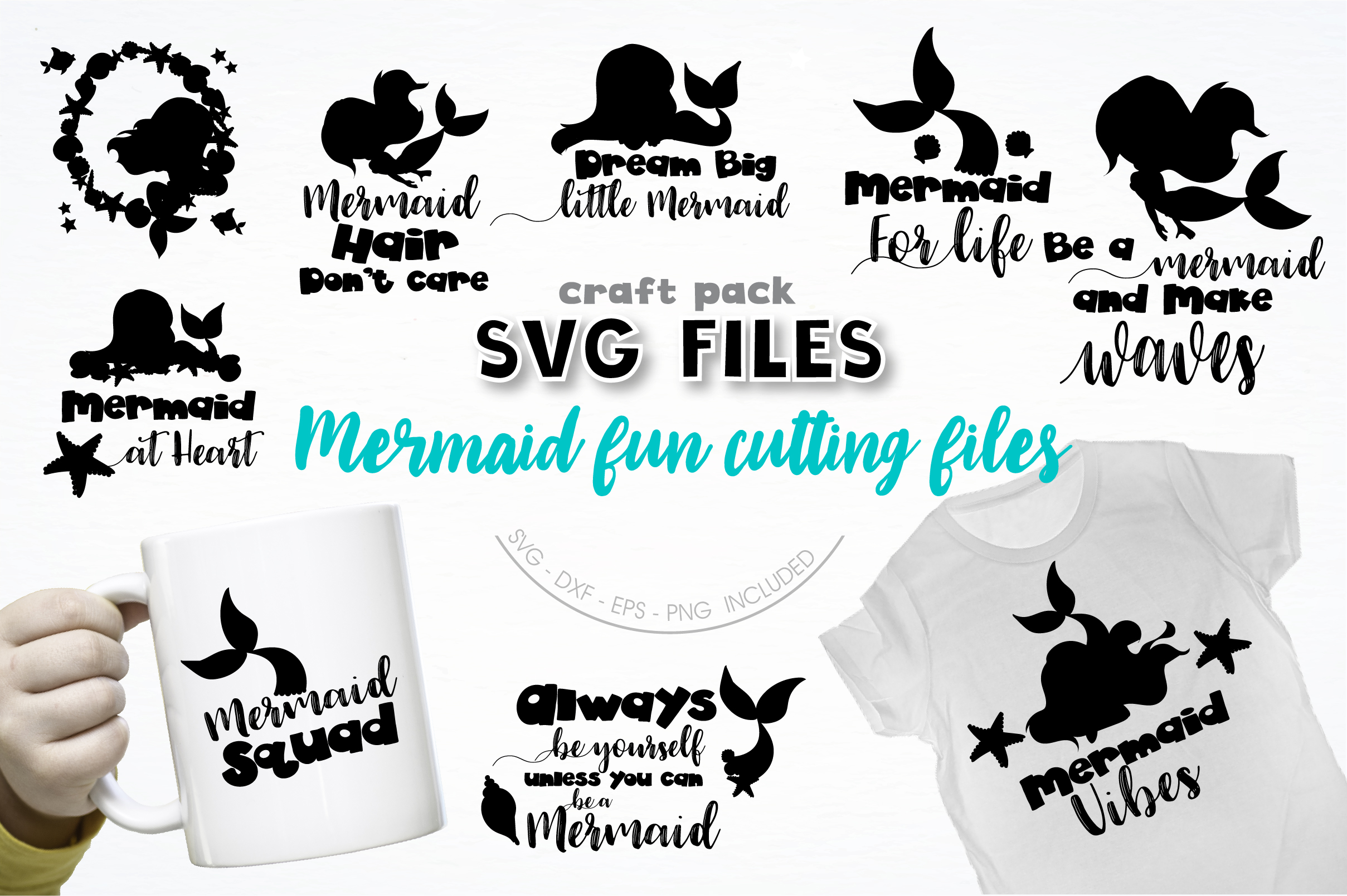 AMAZING SVG AND GRAPHIC BUNDLE- 550 in 1 example image 8