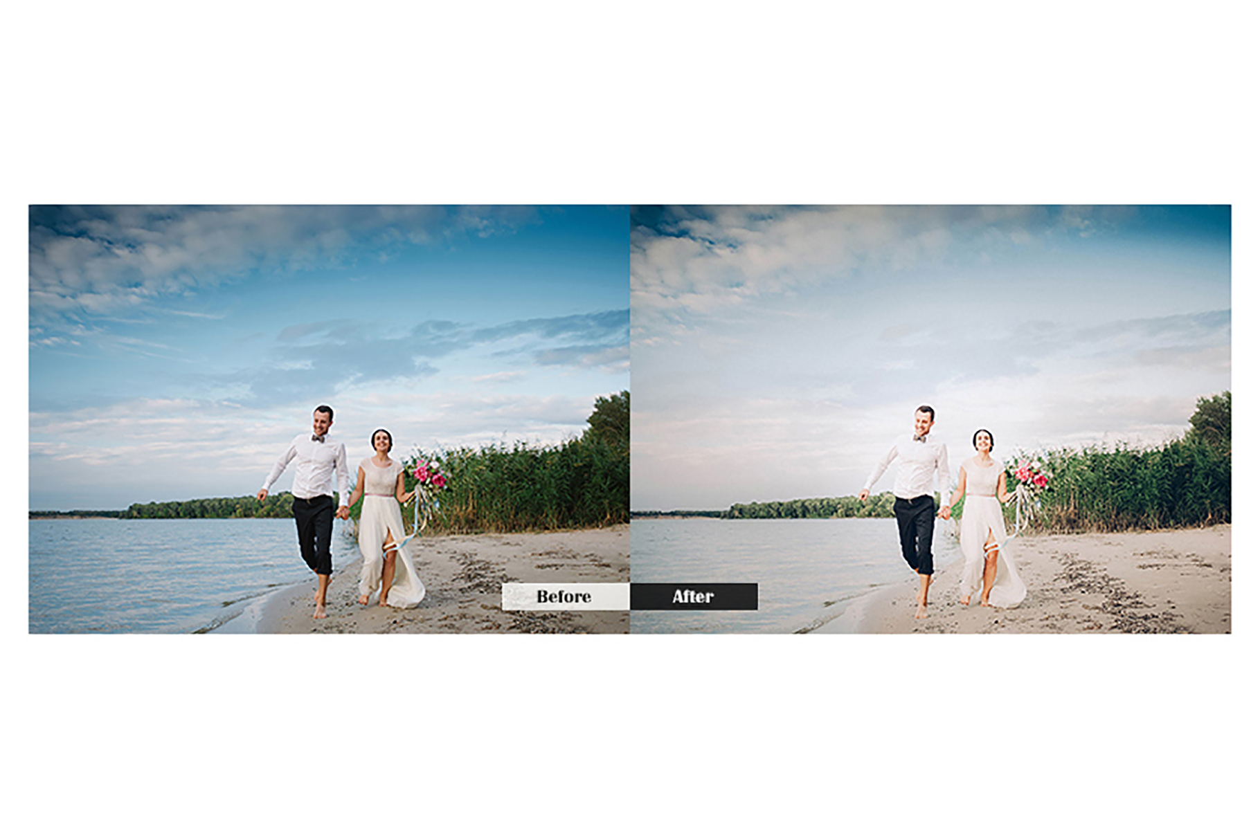 200 Wedding Day Lightroom Presets example image 2