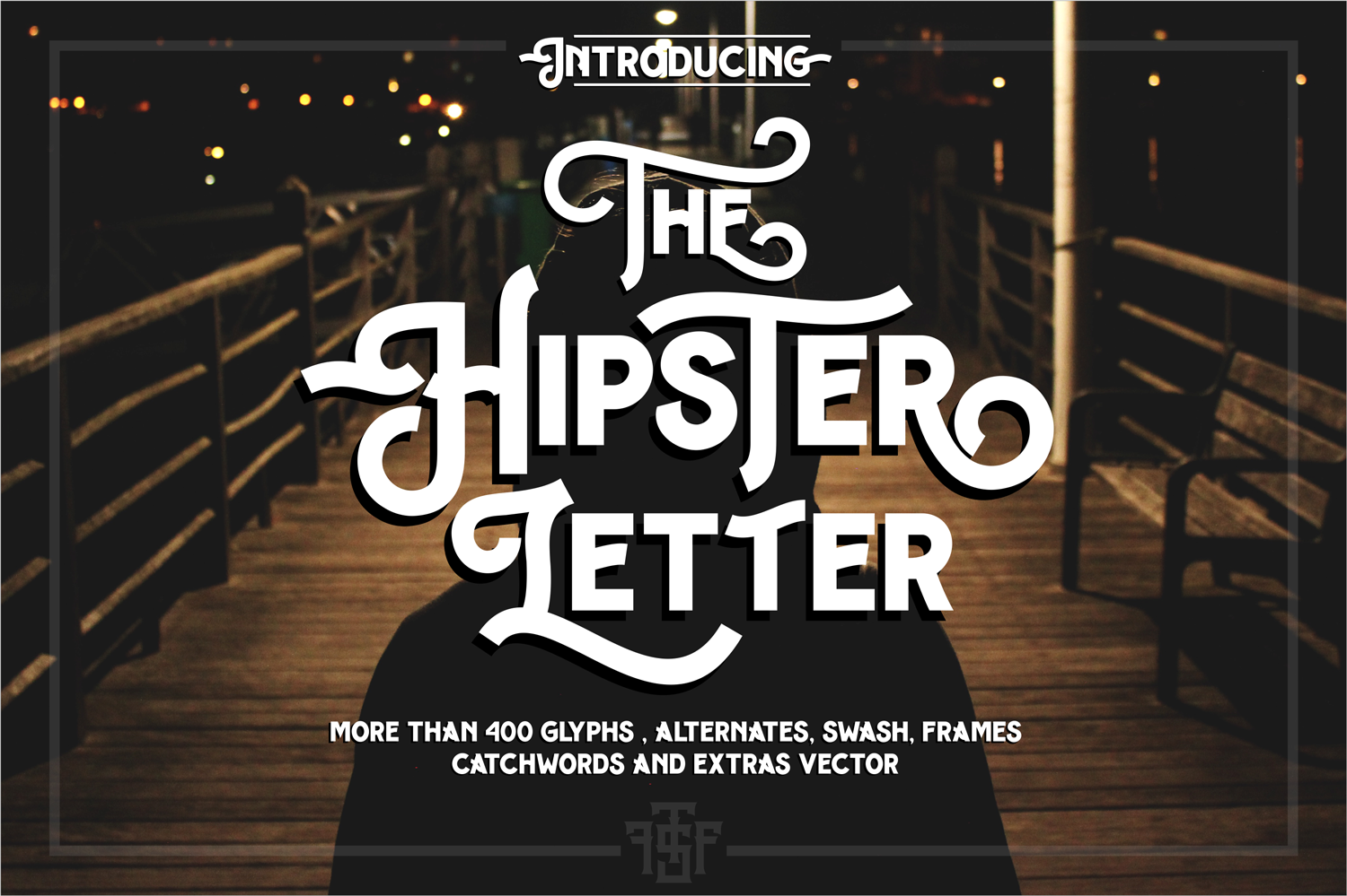 Hipster Letter example image 1