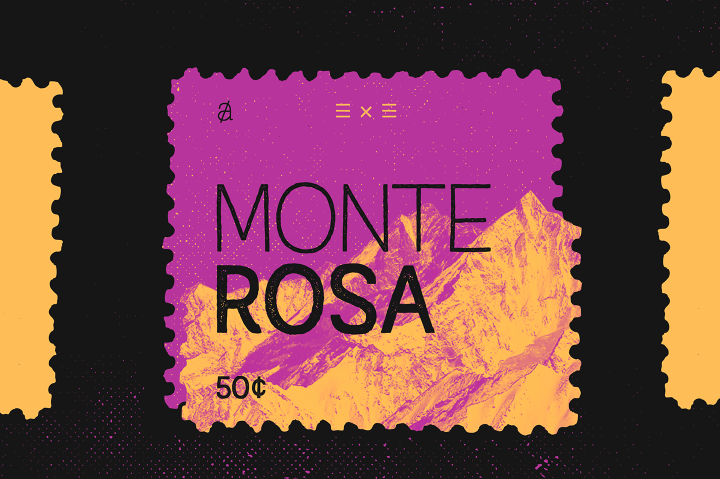 Austral Sans Stamp example image 16