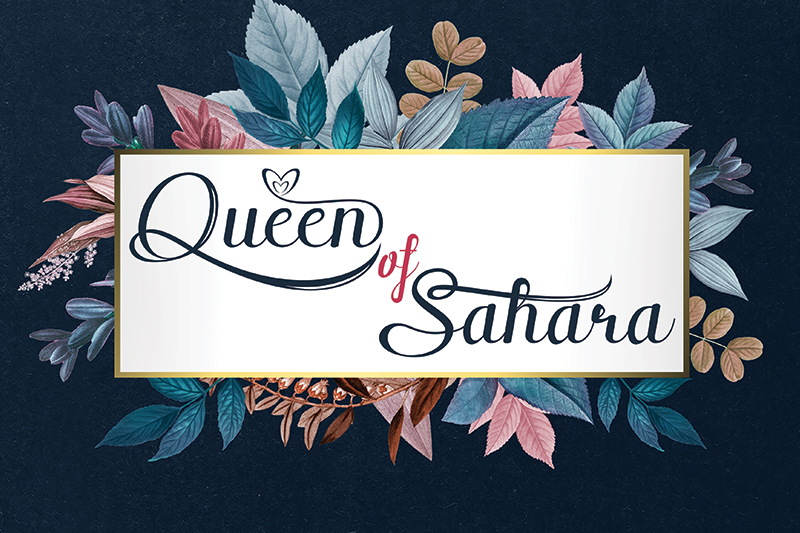 Queen of Sahara example image 7