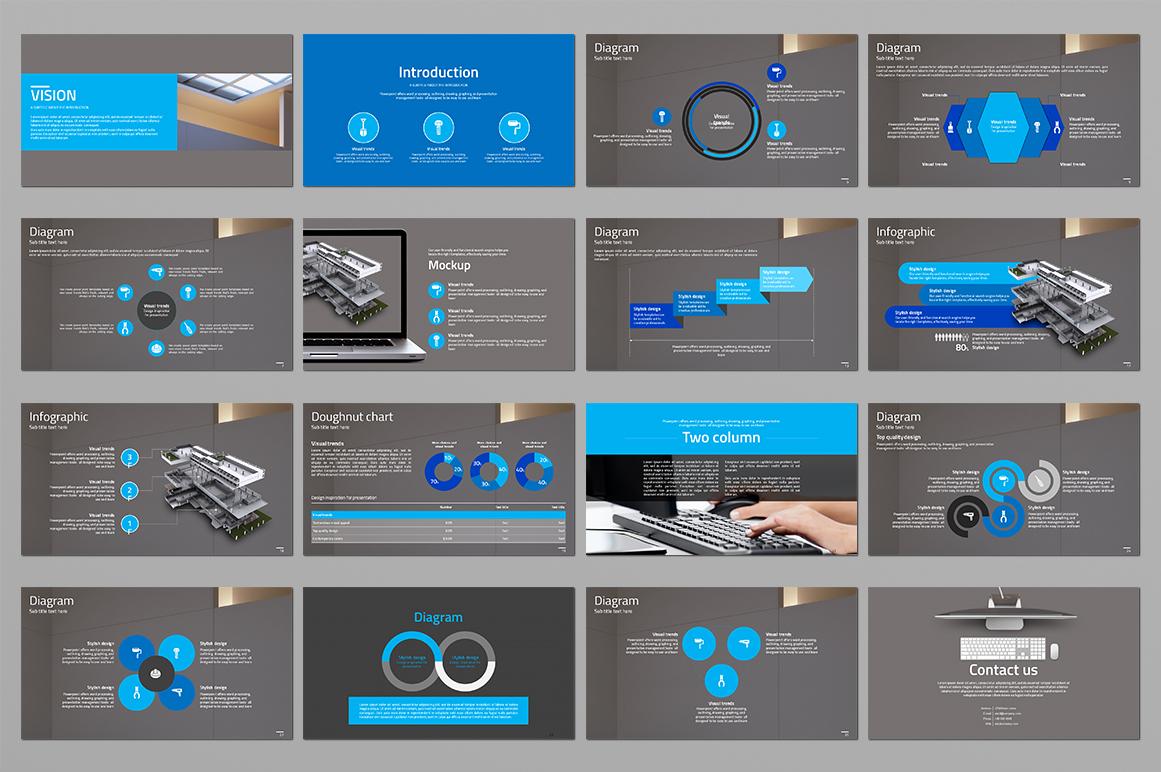 Interior Design Powerpoint  example image 2