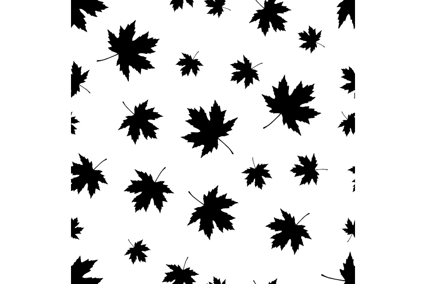 Set of 6 seamless vector backgrounds and 6 posters Thanksgiving Day. example image 8