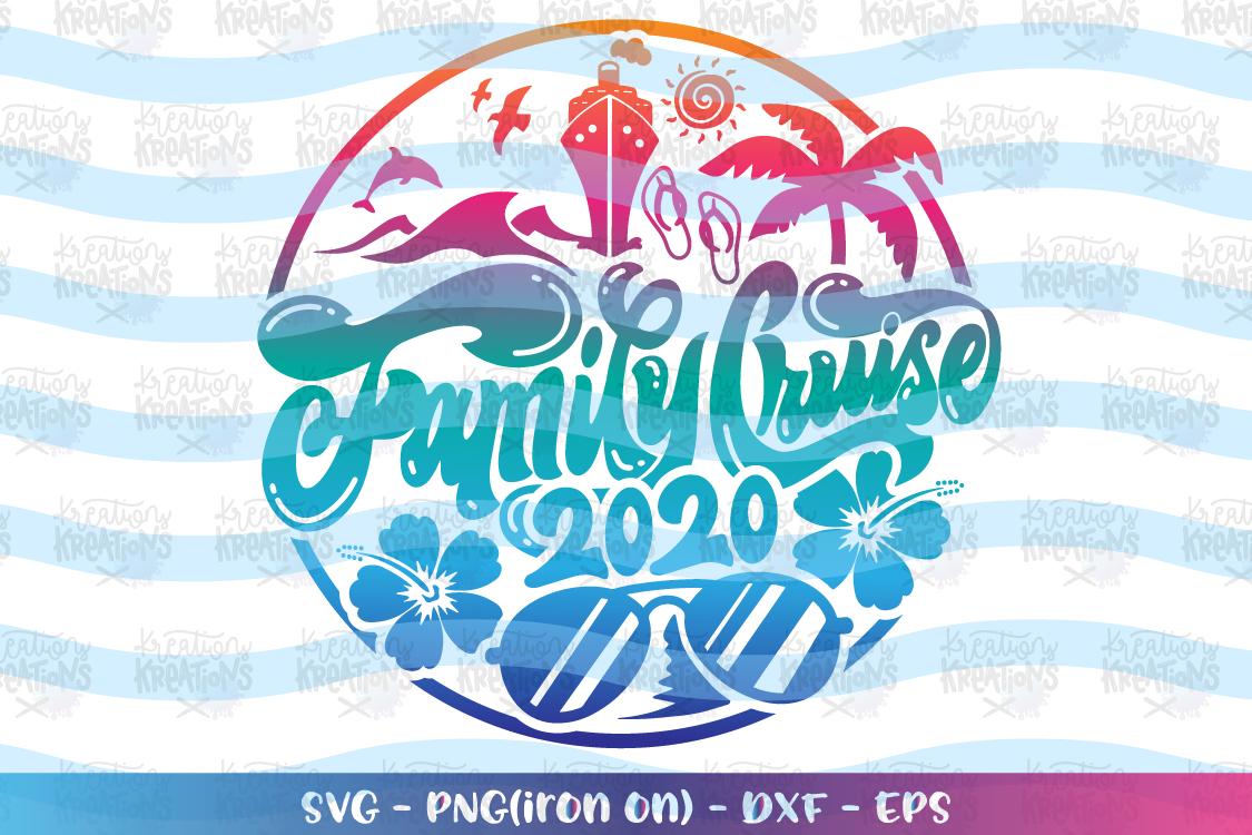 Cruise Ship svg Family Cruise svg Beach summer Flip Flops example image 1