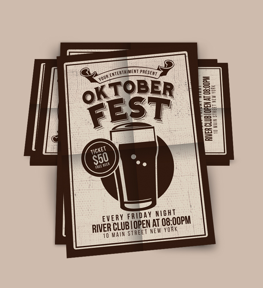 Oktober Fest Beer Party example image 2