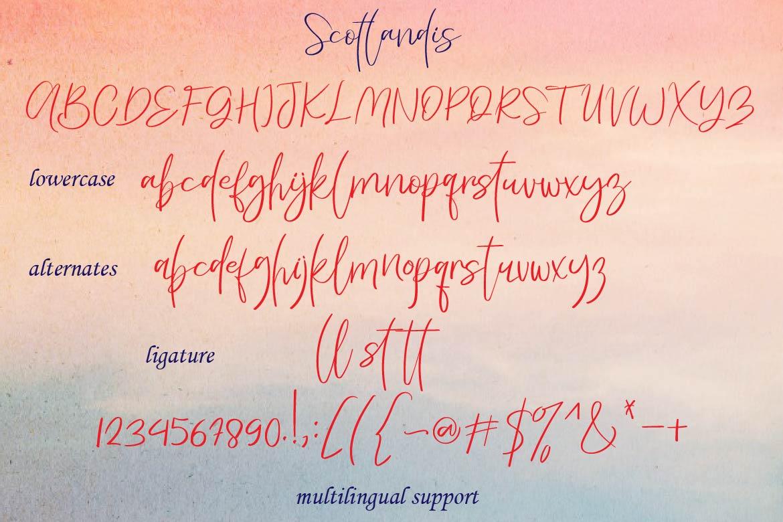 Scotlandis script example image 7