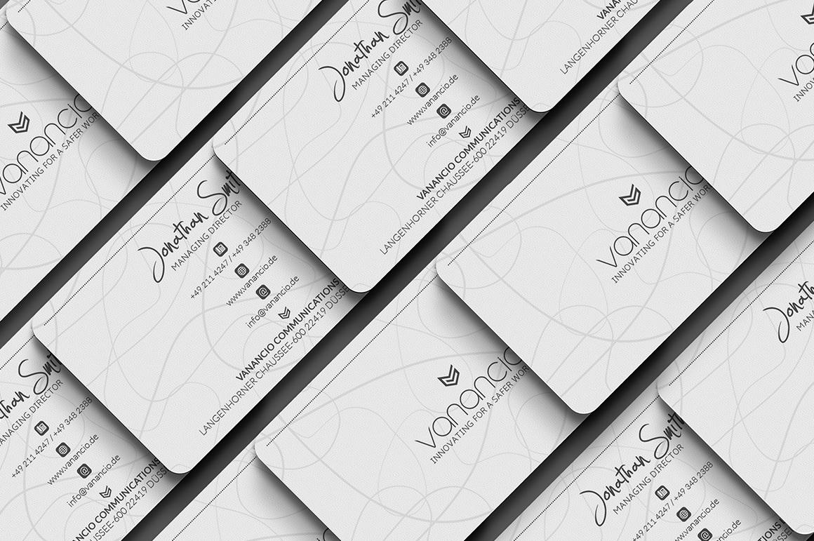 25 Business Cards Bundle - Vol 01 example image 3