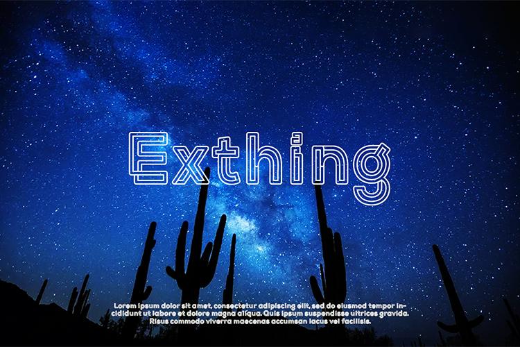 Exthing example image 7