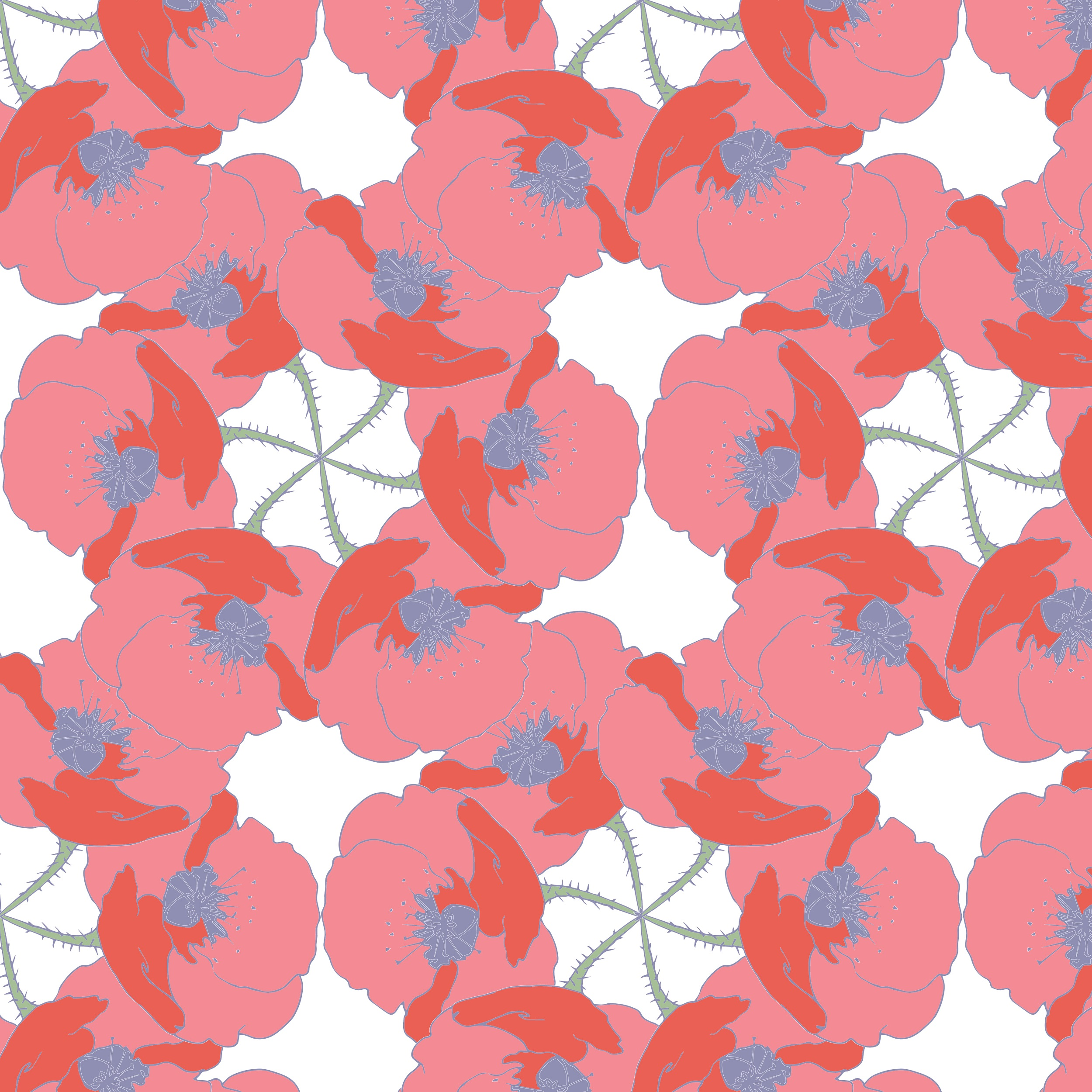 Easter pattern. Seamless pattern with Easter motifs. example image 2