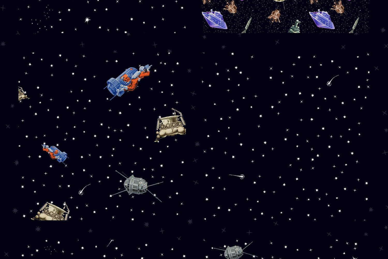 Gagarin - Patterns & Illustrations example image 8