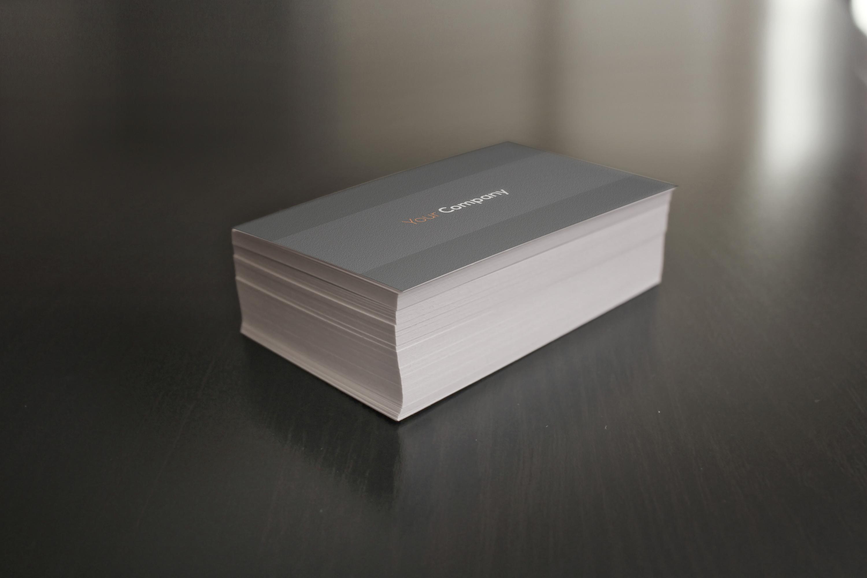 Minimal Buisness Card example image 3