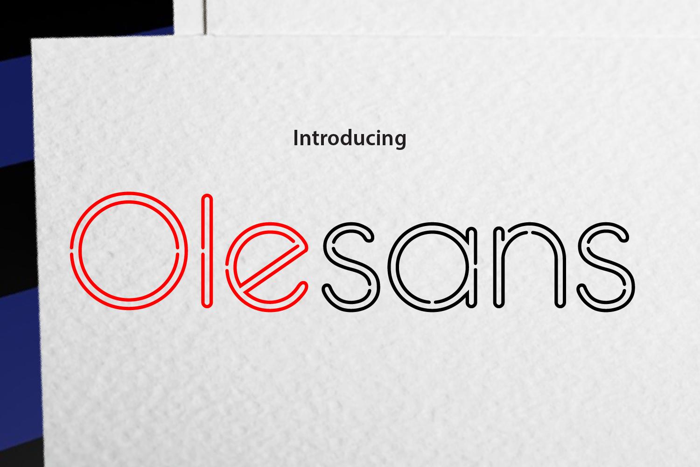 Olesans example image 1