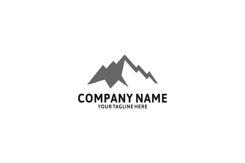 Mountain Logo Template example image 1
