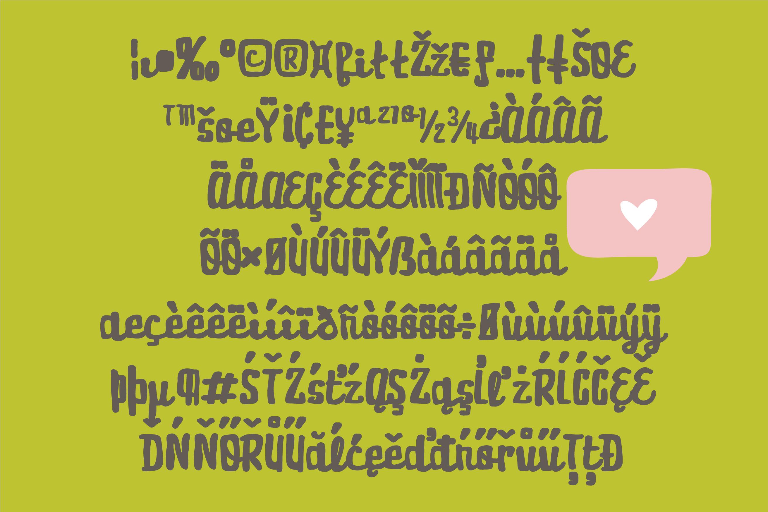 ZP Snickerdooscript example image 3